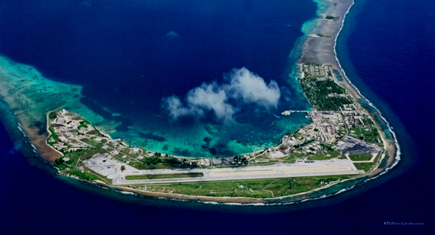Kwajalein Marshall Islands A Life Mapped